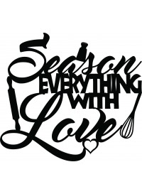 Season everything with Love