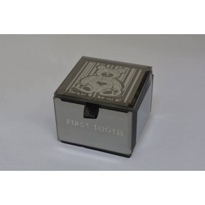 Mirrored Trinket box - First Tooth