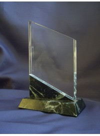 Crystal/Marble Trophy